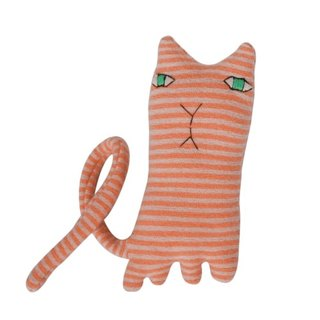 Ginge Cat Pure Wool Doll | Donna Wilson