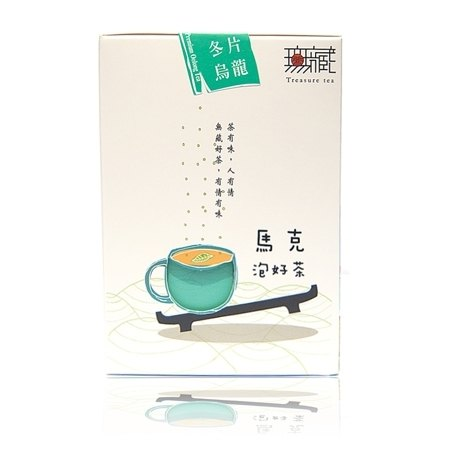 【Wu-Tsang】- Winter Premium Oolong Tea-6g nitrogen-filed tea pack(1 pcs/10 pcs)