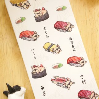 iPhone 5 / 5S / SE Mobile Shell - Fight Sushi (last)