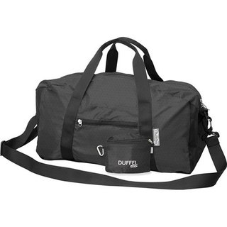 American ChicoBag Duffel Soho Travel Bag - Fashion Black