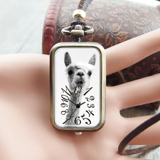 Grass Mud Horse - Charm / Key Ring / Pocket Watch / Necklace / Accessories [Special U Design]