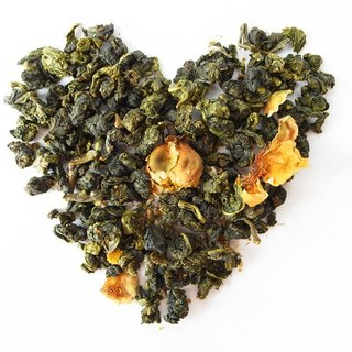 Organic tea flower green tea 150g