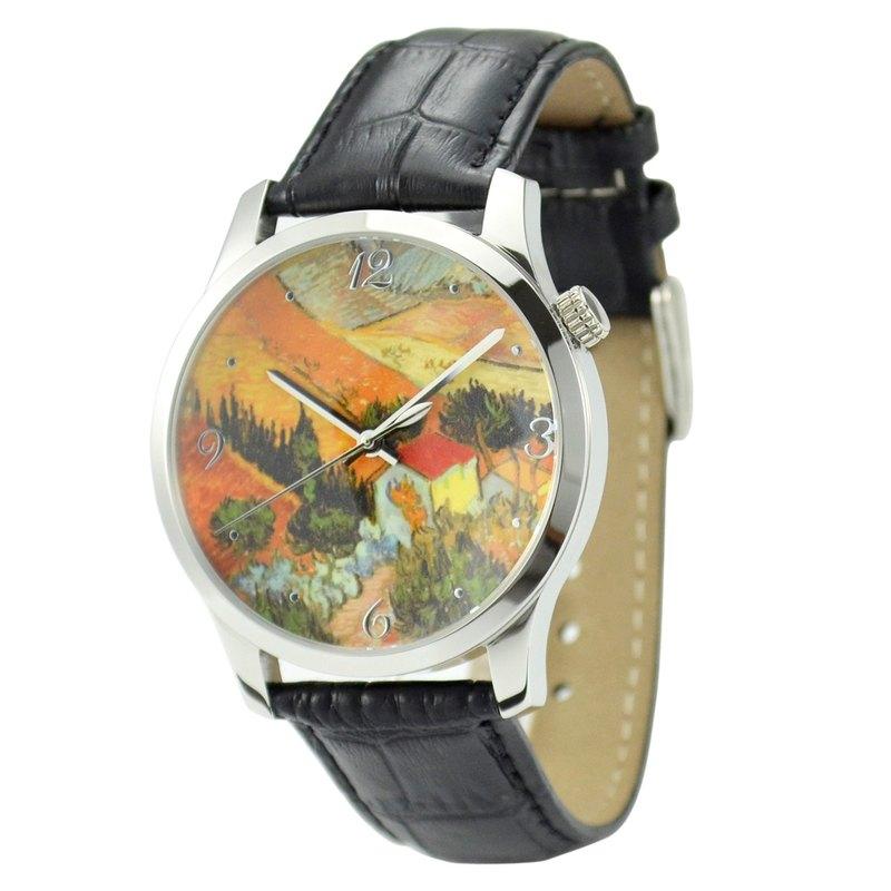 名畫手錶 - 全球免運