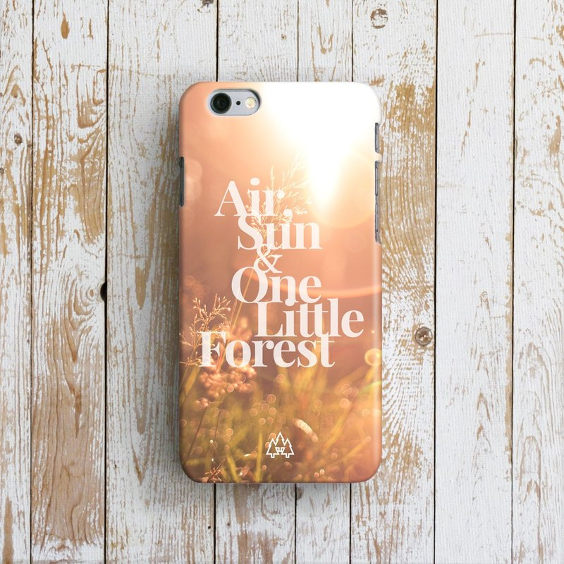 Sunshine, - Designer iPhone Case. Pattern iPhone Case. One Little Forest