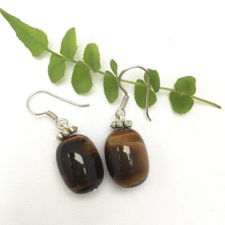 E0339 - First Choice Gift - Make Your Own - Natural Gemstone - Sterling Silver 925 Earrings