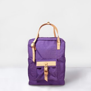 Super limited DYDASH shoulder bag 3 with hand / shoulder / back backpack / mother bag (lavender forest)