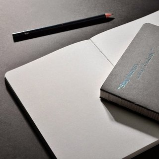 Gee Note呦 bare wire notebook