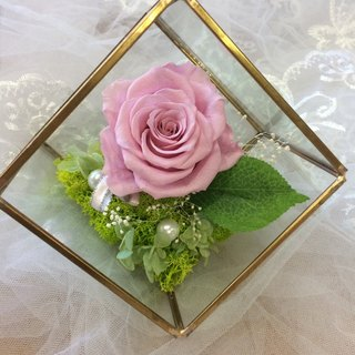 [Immortal flower bezel flower ceremony] - immortalized flower / dried flowers / jewelry bouquet / wedding bouquet bouquet / flower ceremony