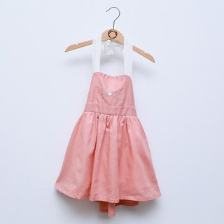 [My little star] I love Monroe organic cotton bandage dress (pink clouds pink)