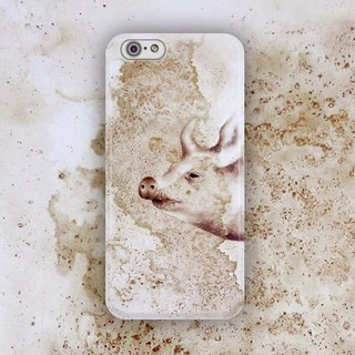 Hello [iPhone8 (i7,i7plus)/Android (Samsung Samsung, Sony) Mobile Phone Cases/Accessories - Mist Hard Cover - Artist Creation]