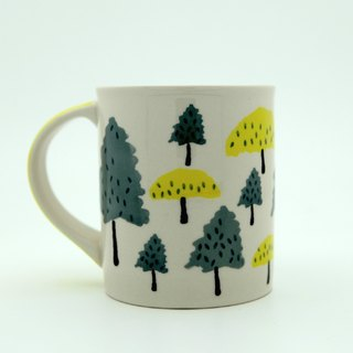CHABATREE feel forest mug [Limited Specials]