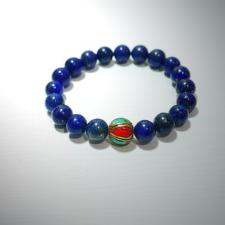 S & amp; A- fire cool beaded bracelet