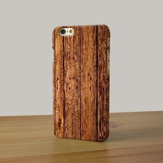 Wood brown Hickory wood 20 3D Full Wrap Phone Case, available for  iPhone 7, iPhone 7 Plus, iPhone 6s, iPhone 6s Plus, iPhone 5/5s, iPhone 5c, iPhone 4/4s, Samsung Galaxy S7, S7 Edge, S6 Edge Plus, S6, S6 Edge, S5 S4 S3  Samsung Galaxy Note 5, Note 4, Note