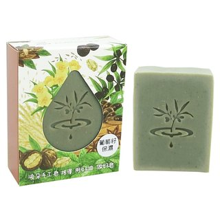 [Duo] wave PoDo grape seed moisturizing soap - into a single gift set (Face Body Care soap)