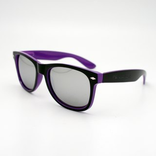 BLR sunglasses Black/Purple