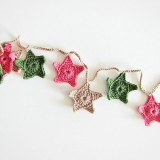 Home Strap Crochet flags Twinkle Twinkle Little Star