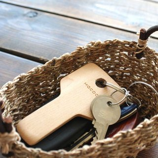 Wooden Multi-Function Keychain
