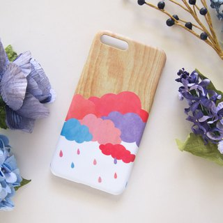 Candy Clouds iPhone case