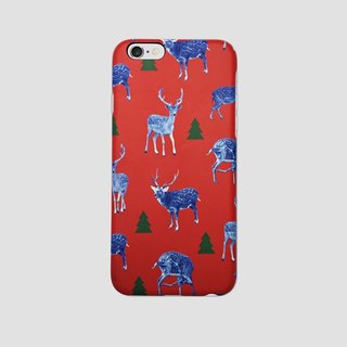 | C09 | Elk iphone6plus / iphone6splus Christmas gift phone case