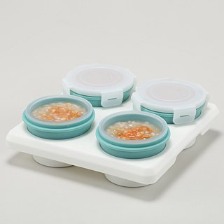 2angels silicone grocery store snack cup (with cup holders) 60ml