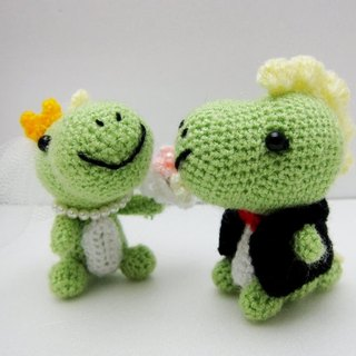 Cute Dinosaur Wedding Doll – Customize Your Wedding Doll