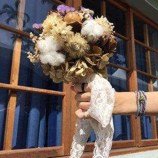 Dried bouquet customized bouquet -! Forever Love Rose Wood