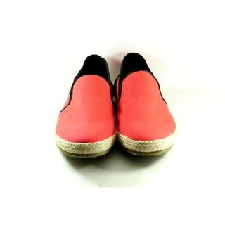 [Dogyball] Simple Taiwan urban men's shoes Natural straw / Super soft Waterproof lazy Canvas upper / Soft Q soles / Natural rubber bottom Out of print Price Red
