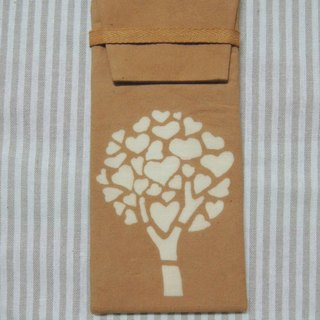 [Potato] Mumu vegetation stained palm vegetable dyes pen glasses bags (The Giving Tree paragraph)