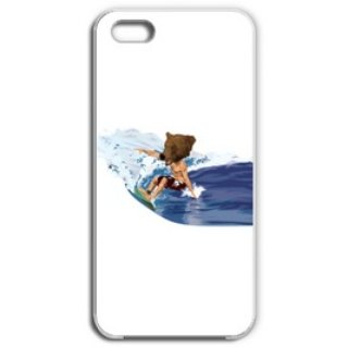 BEAR SURFING(iPhone5/5s case)