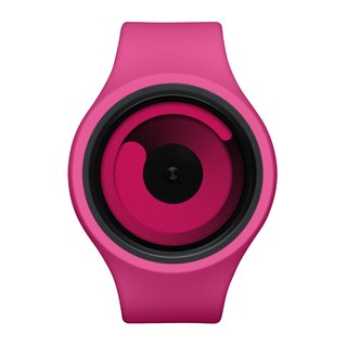 Cosmic gravity + watches GRAVITY PLUS + (Pink / Magenta))