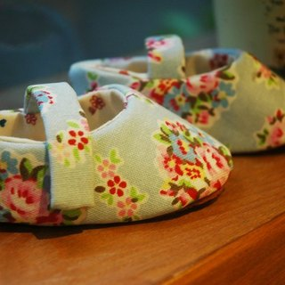 Beaming baby shoes