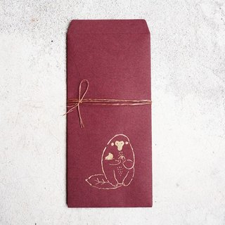 Monkey tissue red envelopes (a Group 3 in)