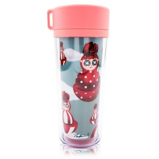 Beebipeace carry warm cup - Pink