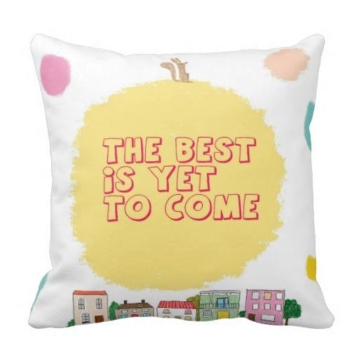 Good luck will come - Australian original pillow