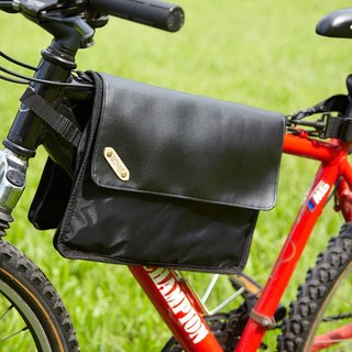 lEONSE | Versatile slim saddle bag – Customized letters