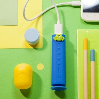 Power button action 2,600mAh- funny Popeye [Monsters University]