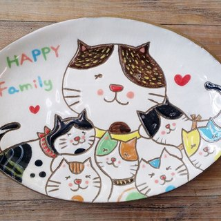 [Disha dish] cat little prince ─ Happy Family