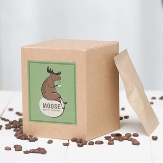 [MOOSE coffee roasting] (washed) Ye Jia Xue Fei red cherry plan - Sa Carlo, Nordic roasted coffee earmuffs, degree of baking: shallow baked, a box of 10 into two boxes free shipping