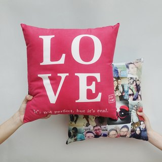 FunPrint customized 16 grid Pillow Love Pattern