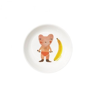 Top Banana Kids Plate | Donna Wilson