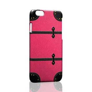 Deep pink suitcase ordered Samsung S5 S6 S7 note4 note5 iPhone 5 5s 6 6s 6 plus 7 7 plus ASUS HTC m9 Sony LG g4 g5 v10 phone shell mobile phone sets phone shell phonecase