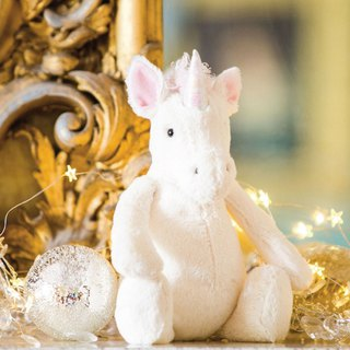 Jellycat Bashful Unicorn 獨角獸 31cm