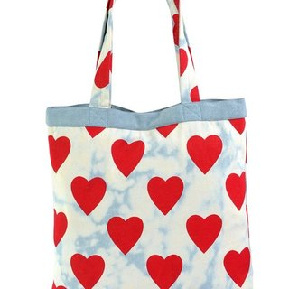 Ready to Dream Denim Tote Bag