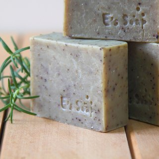 Marseille Rosemary incense soak soaps