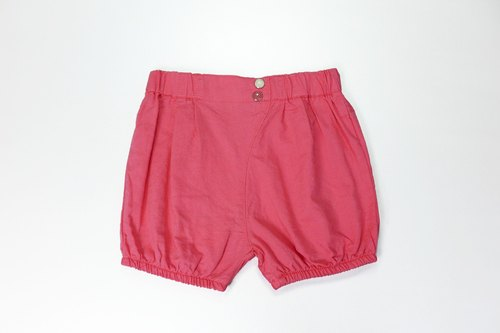 Pretty small pink shorts