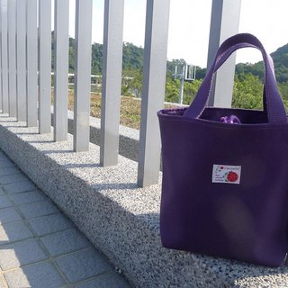 | • R • | Palette bag / lunch bag / Universal bag | Beam type | Japan ladybug cloth standard |