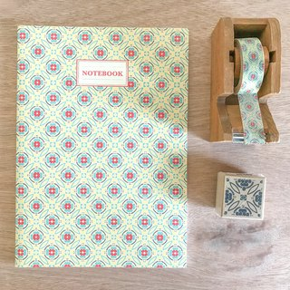 Floral NoteBook / Four Seasons series 【 Autumn, Warmth of Sunshine】