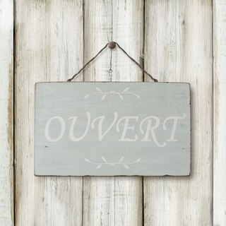 VANTAGE SIGNBOARD-OUVERT-WHITE