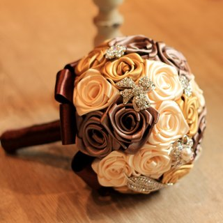 Bouquet of roses jewelry jewelry [series] Little Rose / bridesmaid bouquet