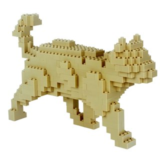 Master Builder - a small cat (KITTY)